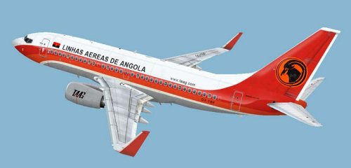 Flight1 File Library System 187 Taag Angola Airlines D2 Tbf
