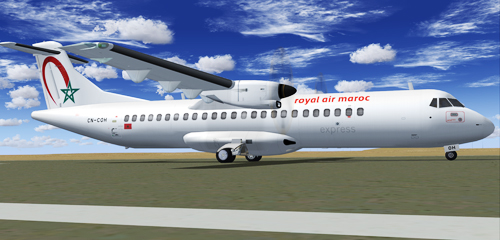 royal air maroc fs2004