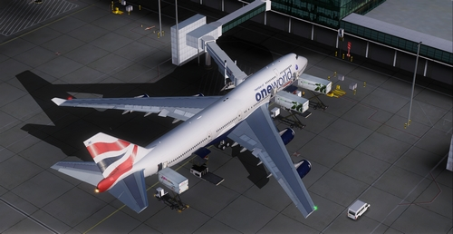 Flight1 File Library System » iFly Jets: The 747-400 FS9/FSX