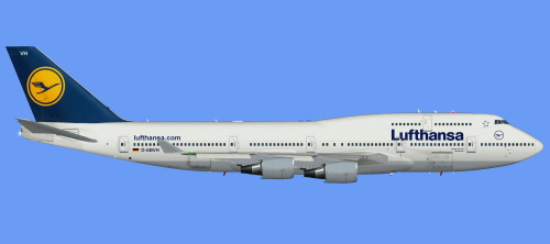 Flight1 File Library System » iFly 747-400 FSX