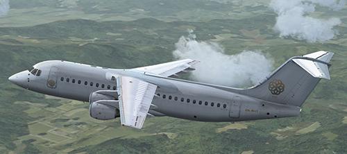 RJ85 TÉLÉCHARGER FSX GRATUIT AVRO