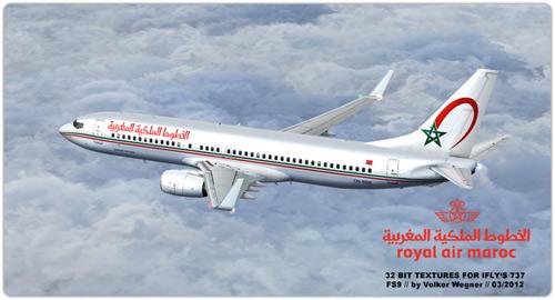 royal air maroc fs2004