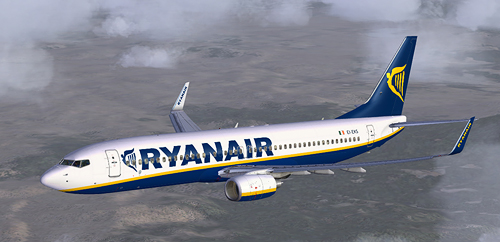 Fs-freeware. Net fsx boeing 737-800 ryanair ei-dlt package.