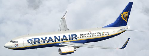 Ariane announces first ever boeing 737-c40 roll out.