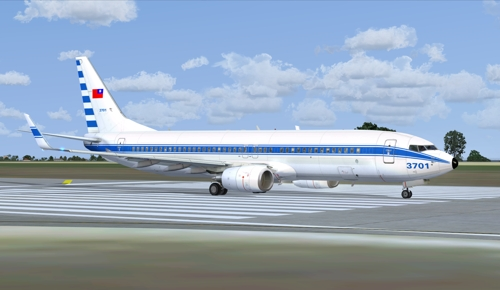 air force 1 737