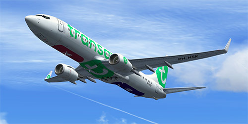 Flight1 File Library System » iFly 737NG FSX