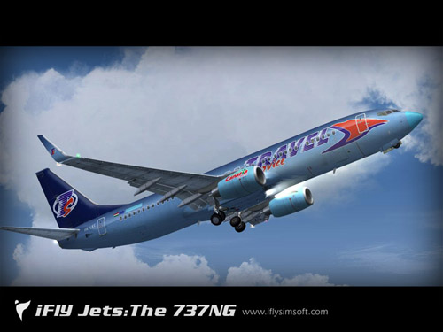 737-800NG Travel Service