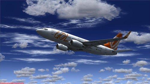 GOL Boeing 737-700 PR-GEA