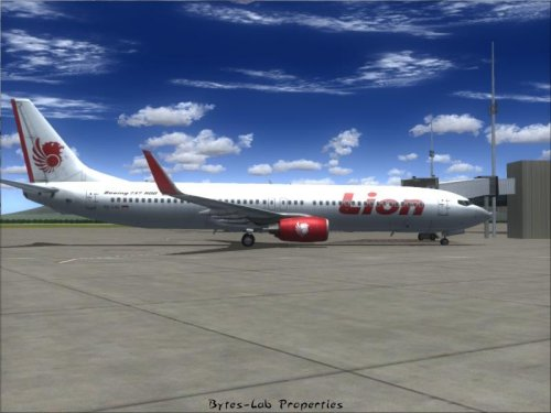 Lion Air 737-900 Winglet