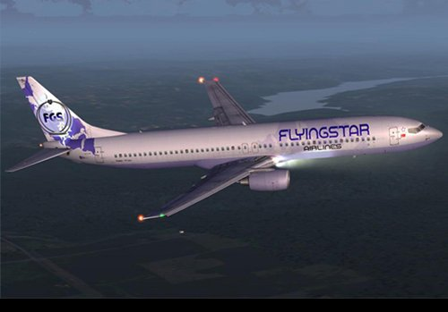 737-800NG FlyingStar Airlines