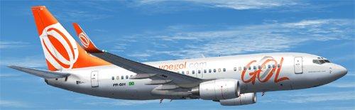 Gol Boeing 737-700 PR-GIH