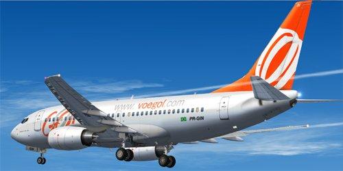 Gol Boeing 737-700 PR-GIN