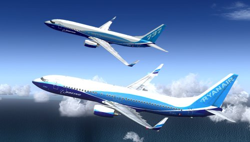 Boeing 737-800 Dreamliner