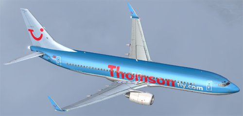 Thomson B737-800 