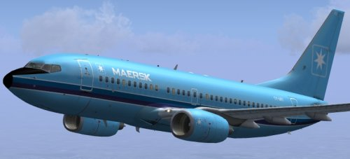 Maersk air 737-700 OY-MRI