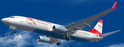 Flight1 File Library System 187 Austrian Airlines B738 Sp2 V2