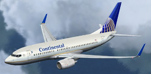  FSX Continental B700 