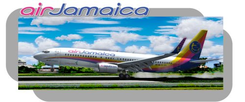 Air Jamaica Repaint for the 737-800