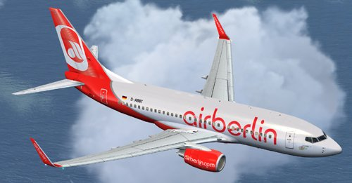 FSX Air Berlin B700