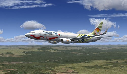 FS9 iFly B738 SahinCe Virtual Airlines 