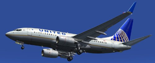 FSX United B700