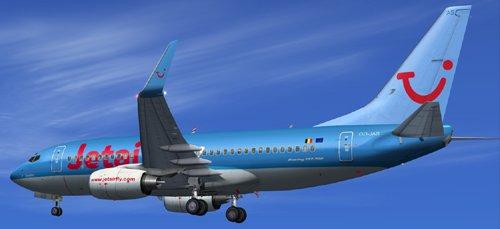 FS9 Jetairfly B700