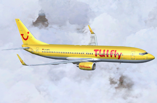 Boeing 737-8K5 TUIfly