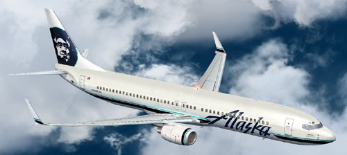 FS9 All new updated to date Alaska B900