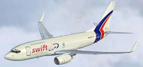 FS9 Swiftair B700