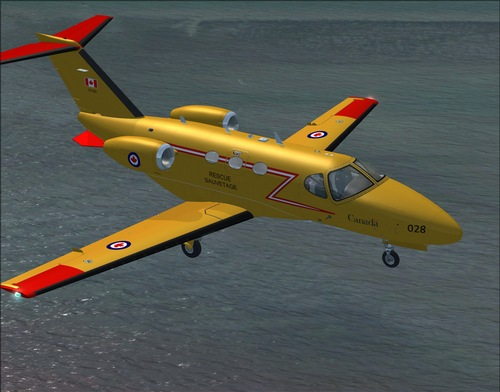 CC-151 Mustang SAR Royal Canadian Air Force