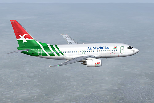 FS9 737-700 Air Seychelles