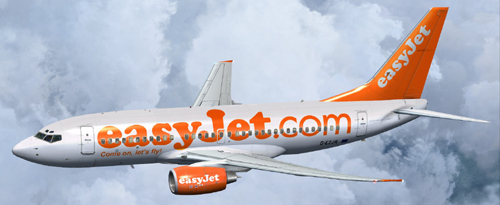 FSX EasyJet B700 G-EZJR 