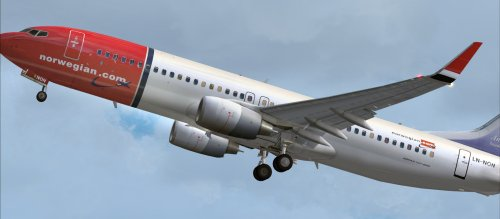 FS9 Engine texture Update for  LN-NON Anders Celsius 