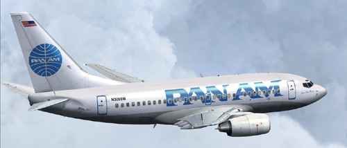 FSX PanAm B600 Clipper Steve Masson