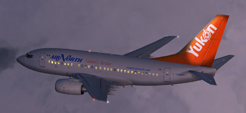 FSX Air North B600