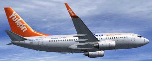 FSX Air North B700