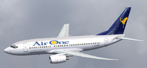 FS9 Air One B700 