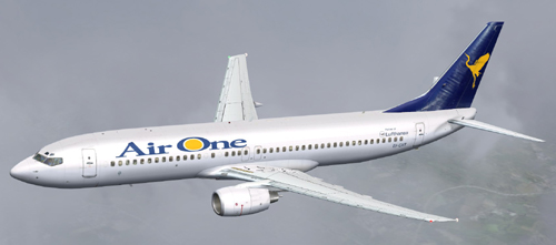 FS9 Air One B800 