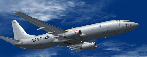 FS9 Boeing P8A Poseidon 