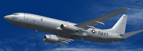  FSX Boeing P8A Poseidon 