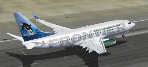   FS9 Frontier Whale B700 