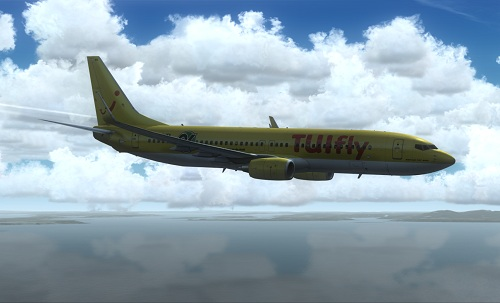  FSX 737-800 TUIfly 96 