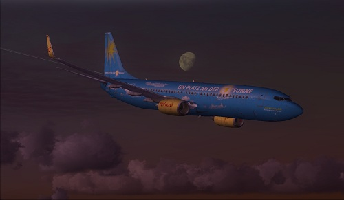 FSX 737-800 TUIfly GluecksbringAIR 