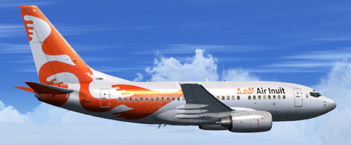 FS9 Air Inuit B600 