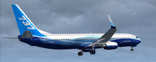 FSX 900ER Dreamliner 