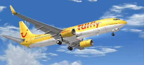  FS9 TUIfly Boeing 737-8K5 D-AHFV