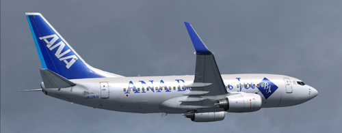 FSX ANA 700ER 