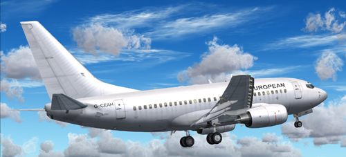 FS9 European B600 
