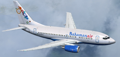  FSX Bahamasair B600 