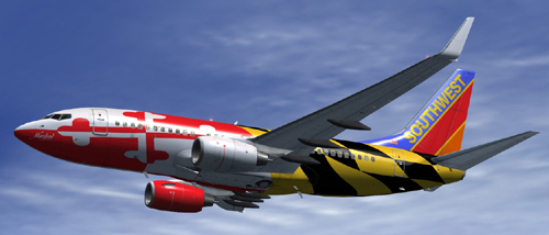 FSX Southwest Maryland One 